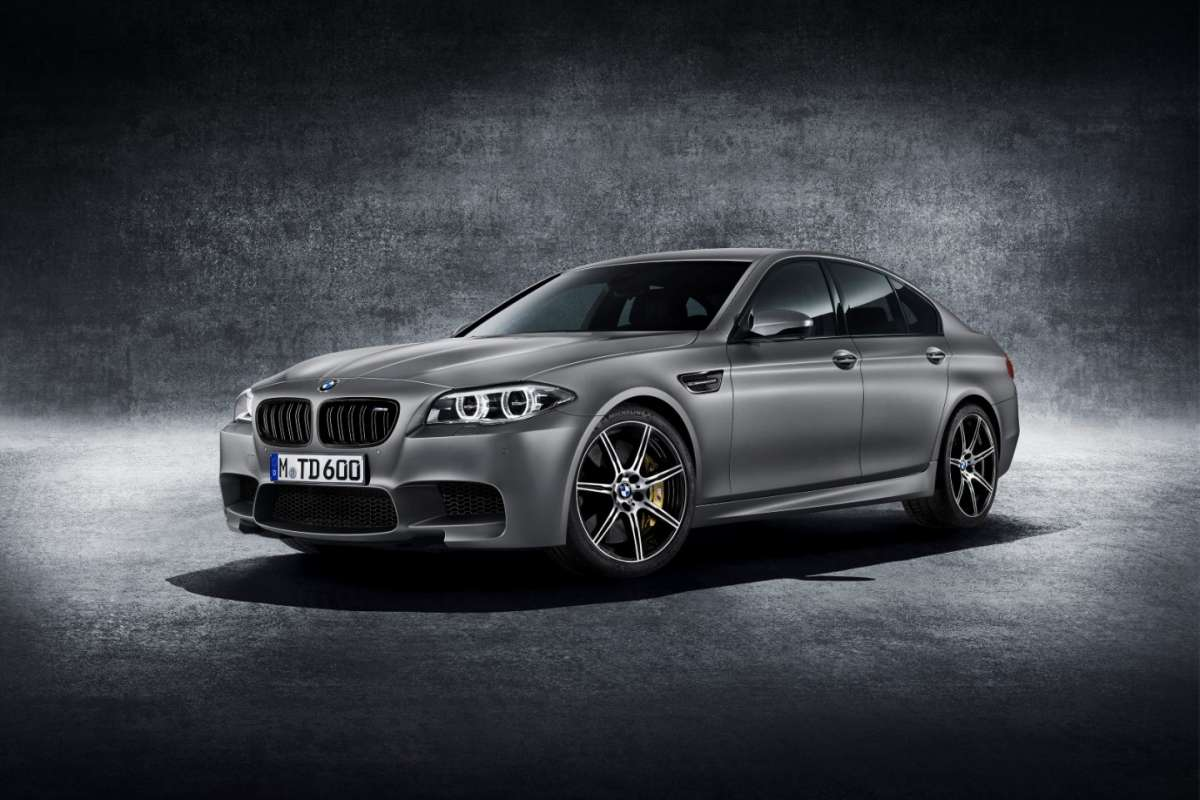 Bmw M5 special edition 30 Jahre