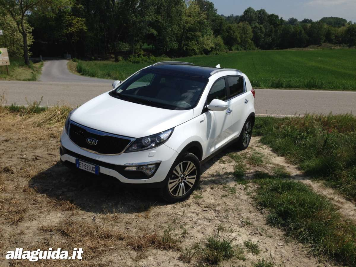 Kia Sportage 2014 Rebel