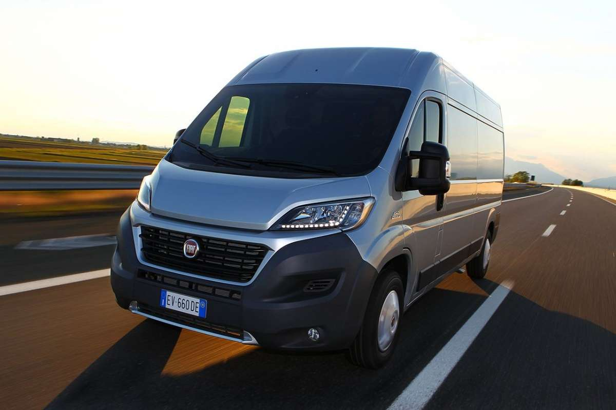 Nuovo Fiat Ducato 2014, restyling