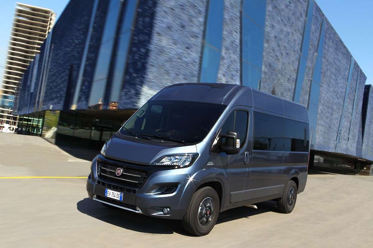 Fiat Ducato Panorama 2014, restyling
