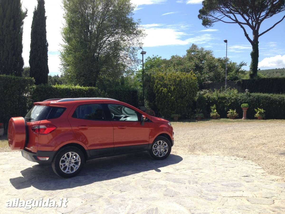 Laterale EcoSport