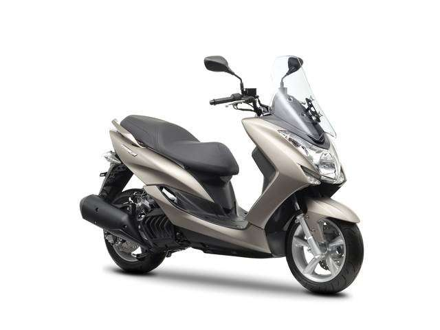 Yamaha Majesty S 125 my 2014