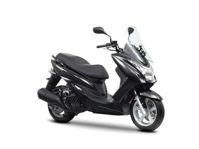 Yamaha Majesty S 125 my 2014 Midnight Black