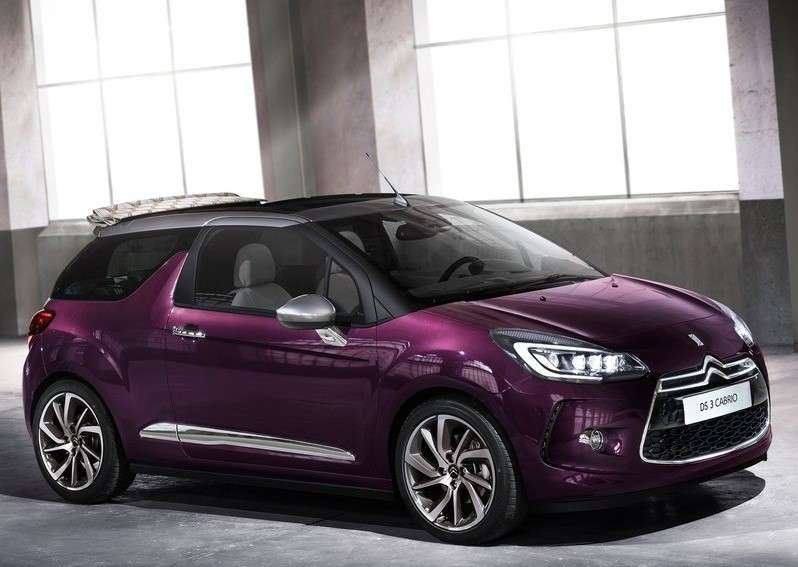 Citroen DS3 Cabrio MY 2015