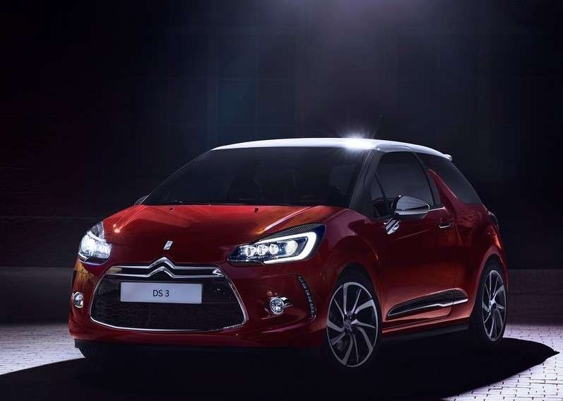 Citroen DS3 MY 2015