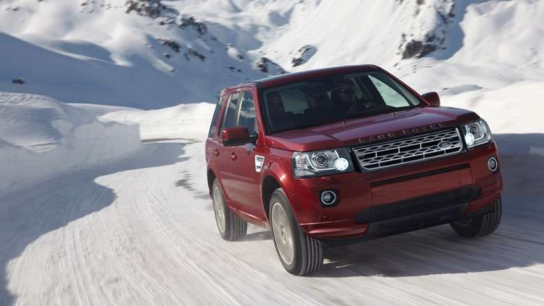 Land Rover Freelander MY 2015