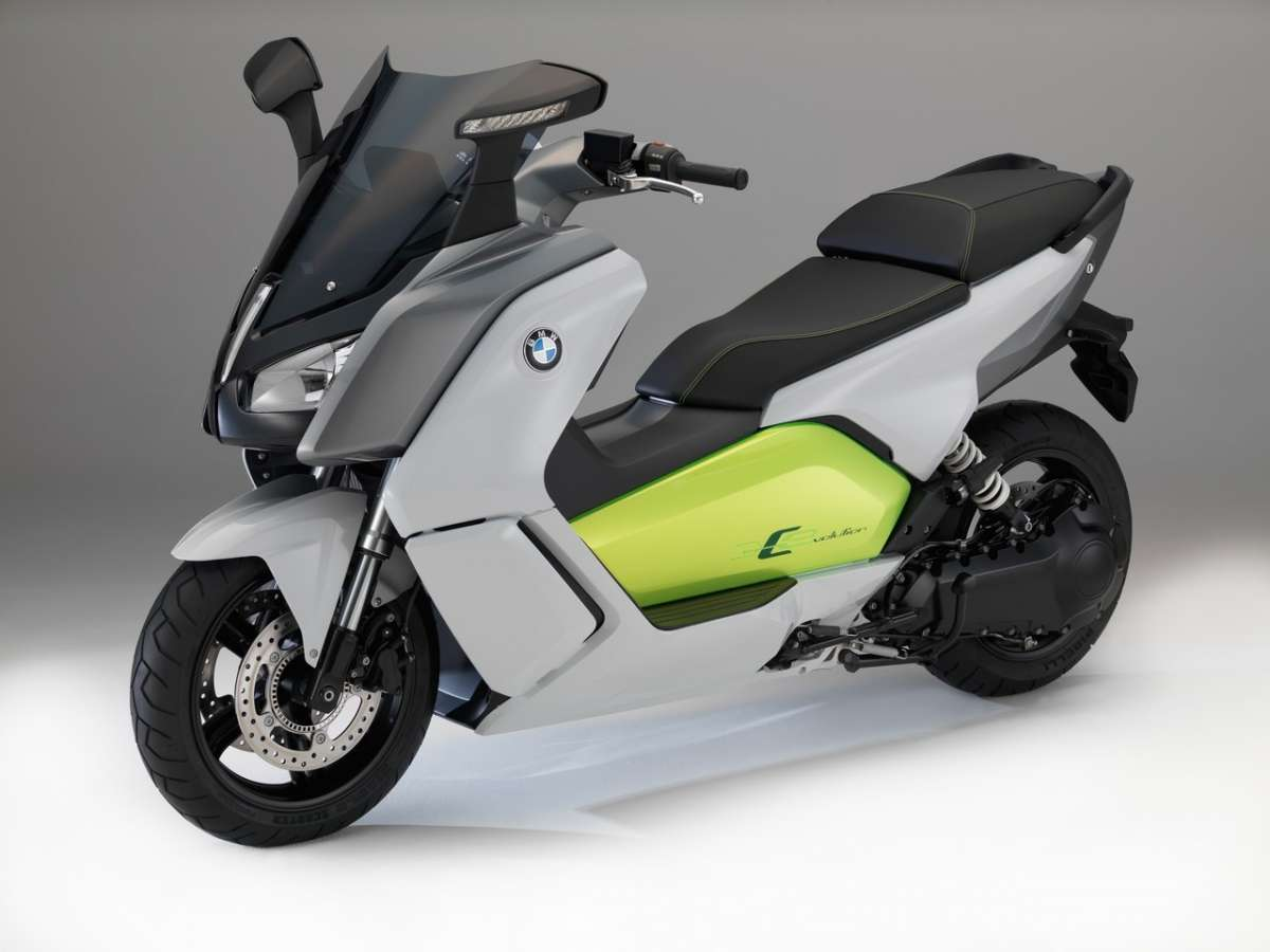 Bmw C-Evolution 2014