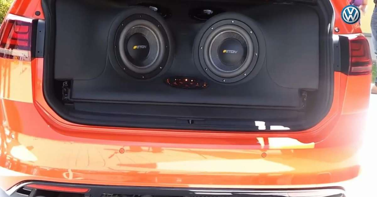 Impianto audio Golf Variant Youngster 5000