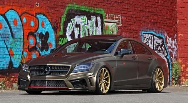 Mercedes CLS by Fostla.de
