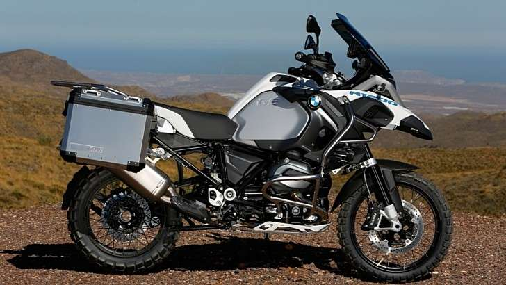 BMW R 1200 GS Adventure 2014