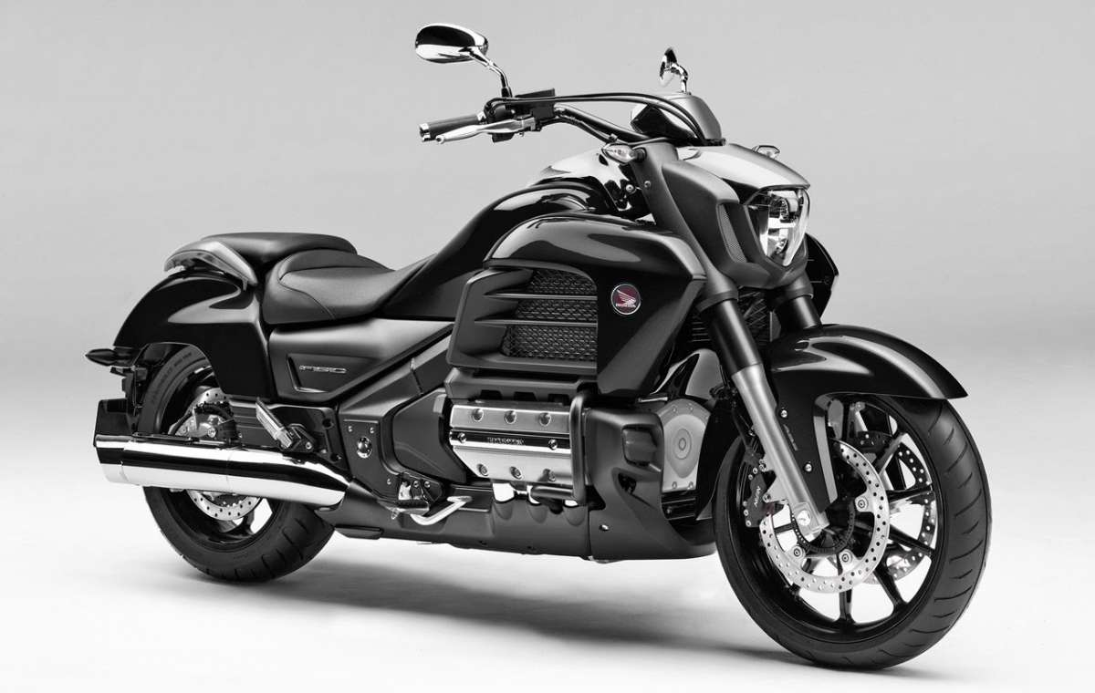 Honda Gold Wing F6C 2014
