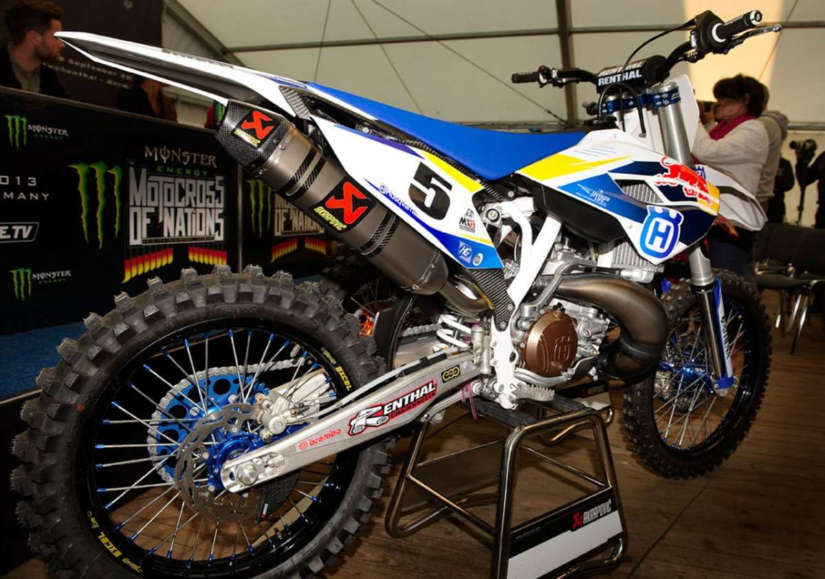 Husqvarna TC300 Factory Racing 2014