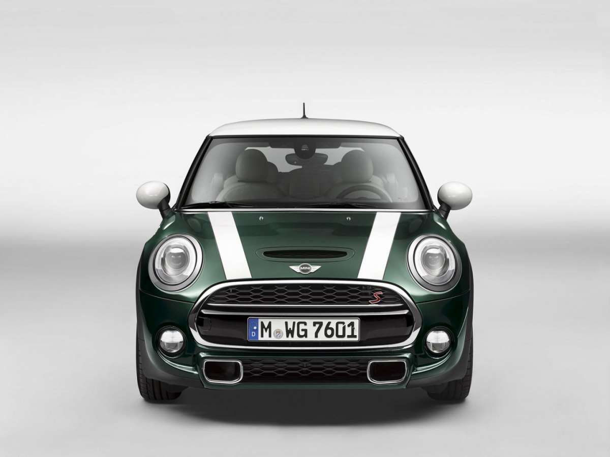 Muso Mini Cooper SD 2014