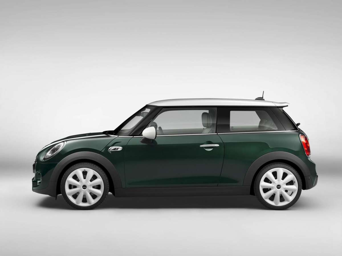 Mini Cooper SD 2014 laterale
