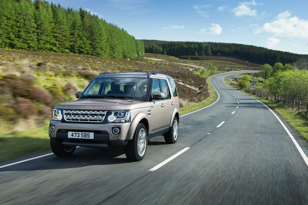 Land Rover Discovery 4 2014