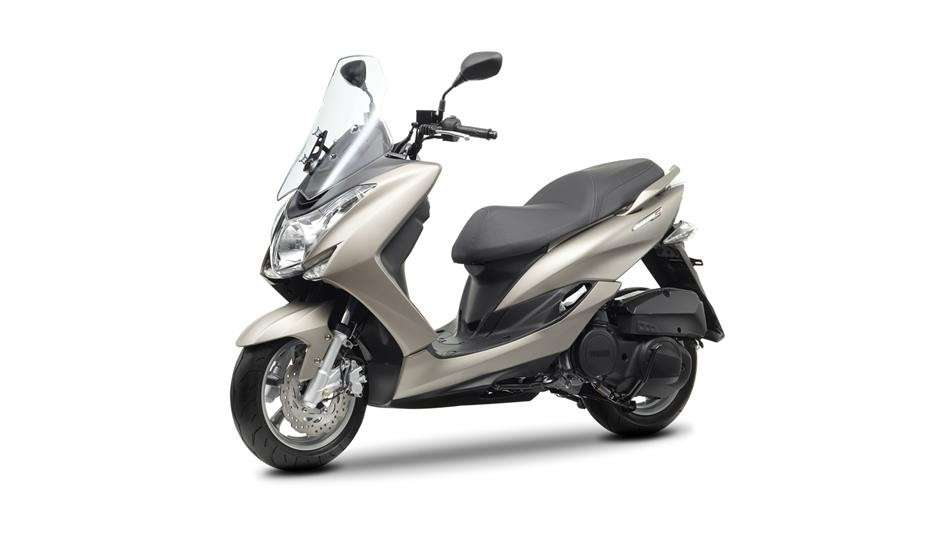 Yamaha Majesty S 125 2014