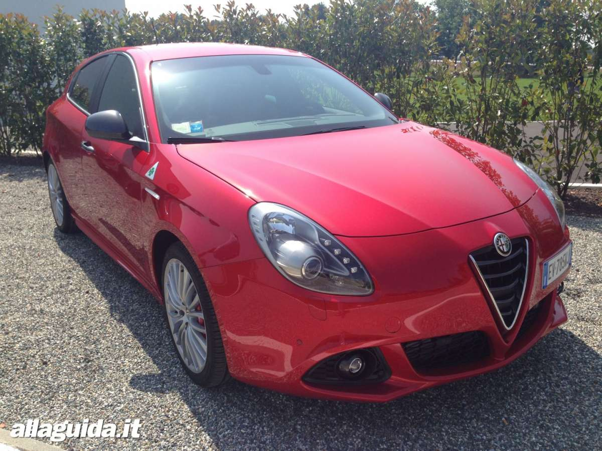 Muso Quadrifoglio Verde Model Year 2014