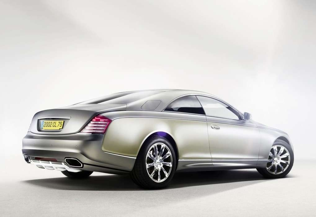 Maybach Xanatec coupe