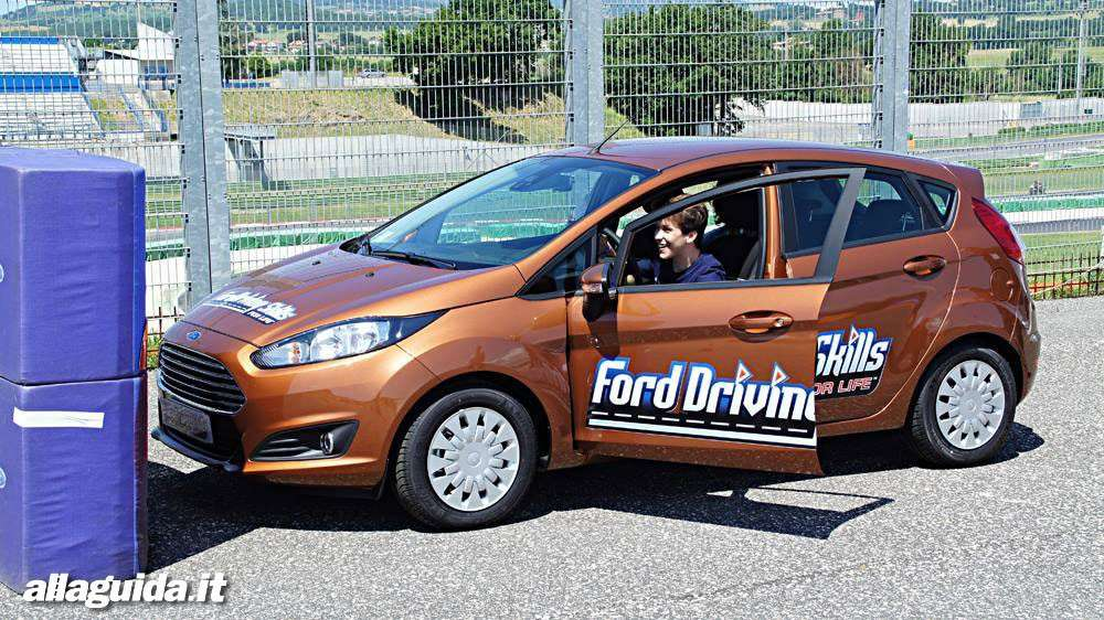 Ford Driving Skills For Life Active City Stop