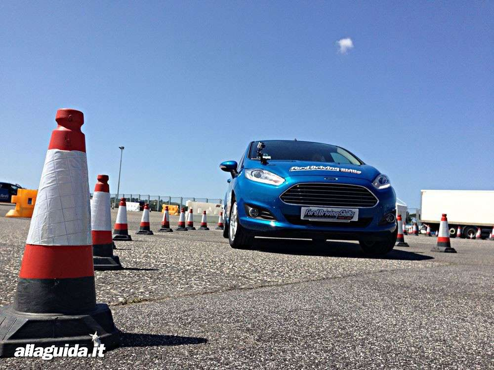 Ford Driving Skills For Life edizione 2014