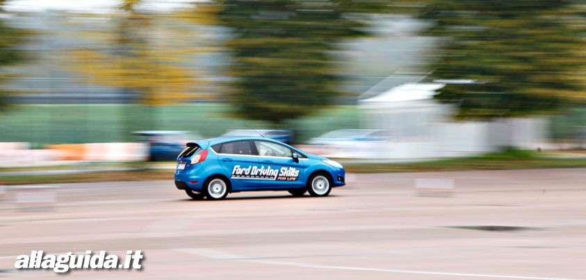 Ford Driving Skills For Life Vairano 2014