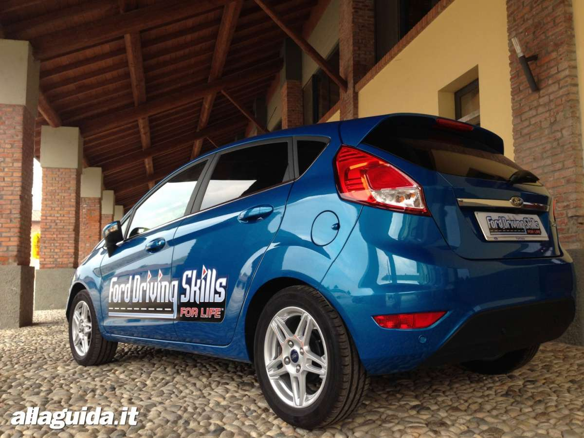 Fiesta della Ford Driving Skills For Life