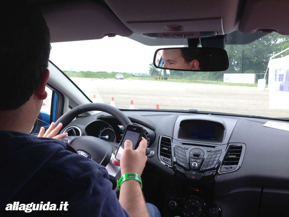 Alla guida Ford Driving Skills For Life 2014