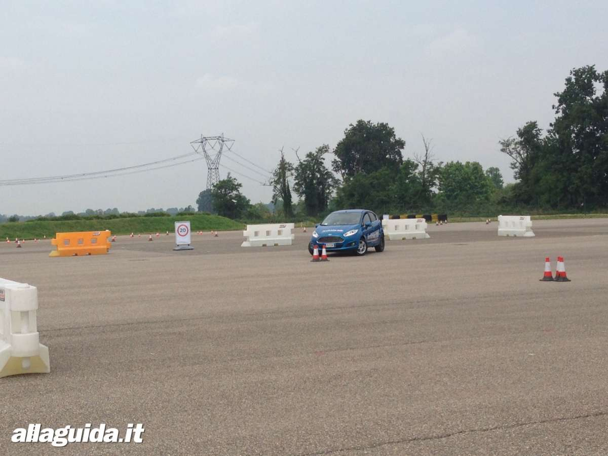 Percorso handling Ford Driving Skills For Life