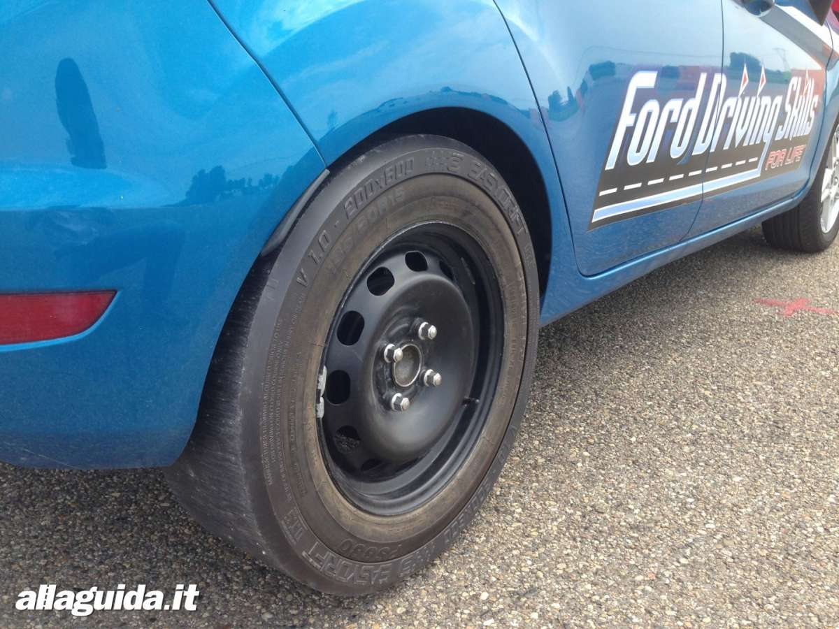 Gomme speciali a scarsa aderenza