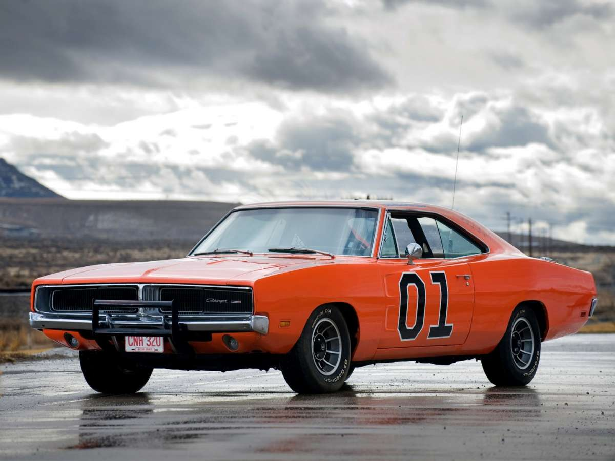 Dodge Charger Hazzard