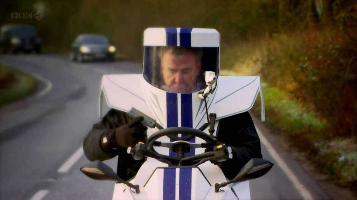 Top Gear Jeremy Clarkson P45