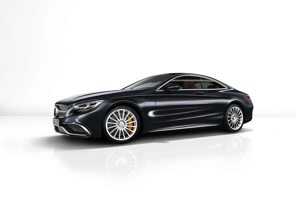 lunghezza Mercedes S 65 Amg coupe