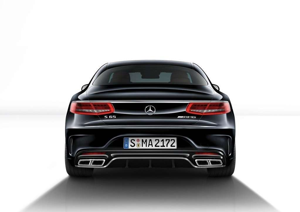 scarichi Mercedes S65 coupe Amg