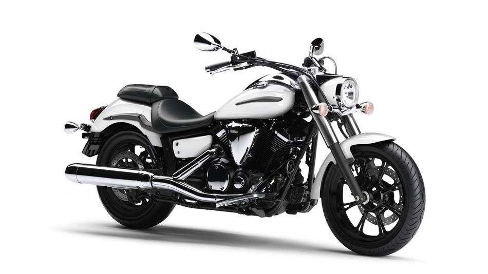 Yamaha XVS950A laterale anteriore
