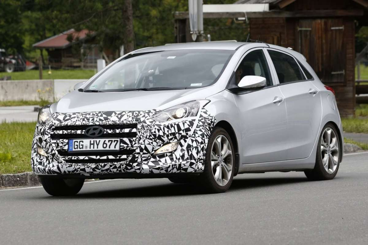 Hyundai i30 Model Year 2015