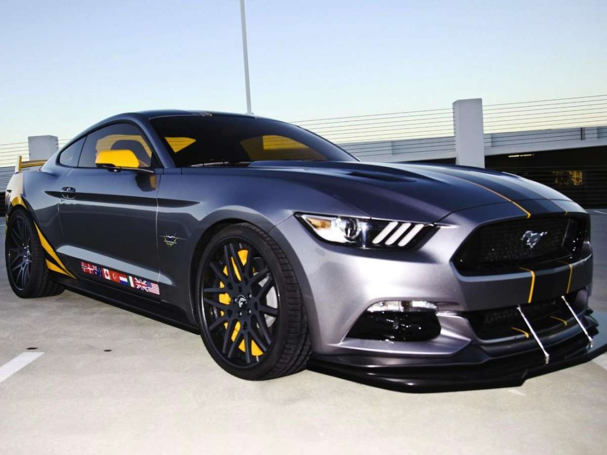 Ford Mustang GT F-35 Lightning II Edition