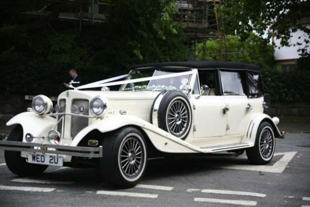 Beauford Open Tourer cabrio