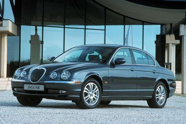 Jaguar S-Type Executive