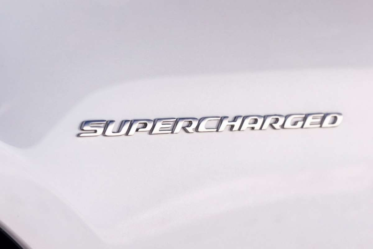 Logo Supercharged