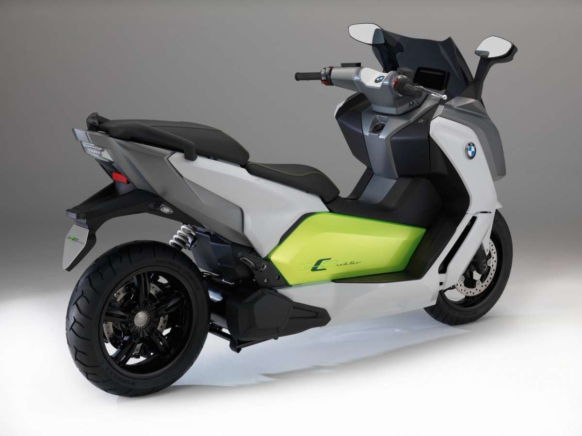 Posteriore Bmw C Evolution