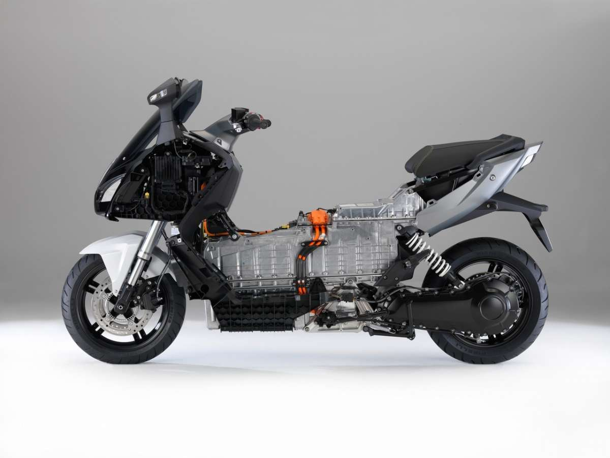 Sottopelle Bmw C Evolution