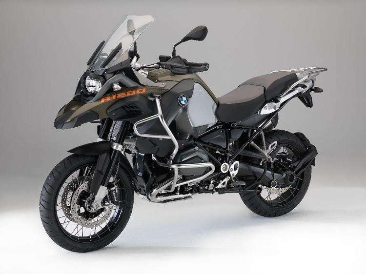 BMW R 1200 GS laterale sinistra