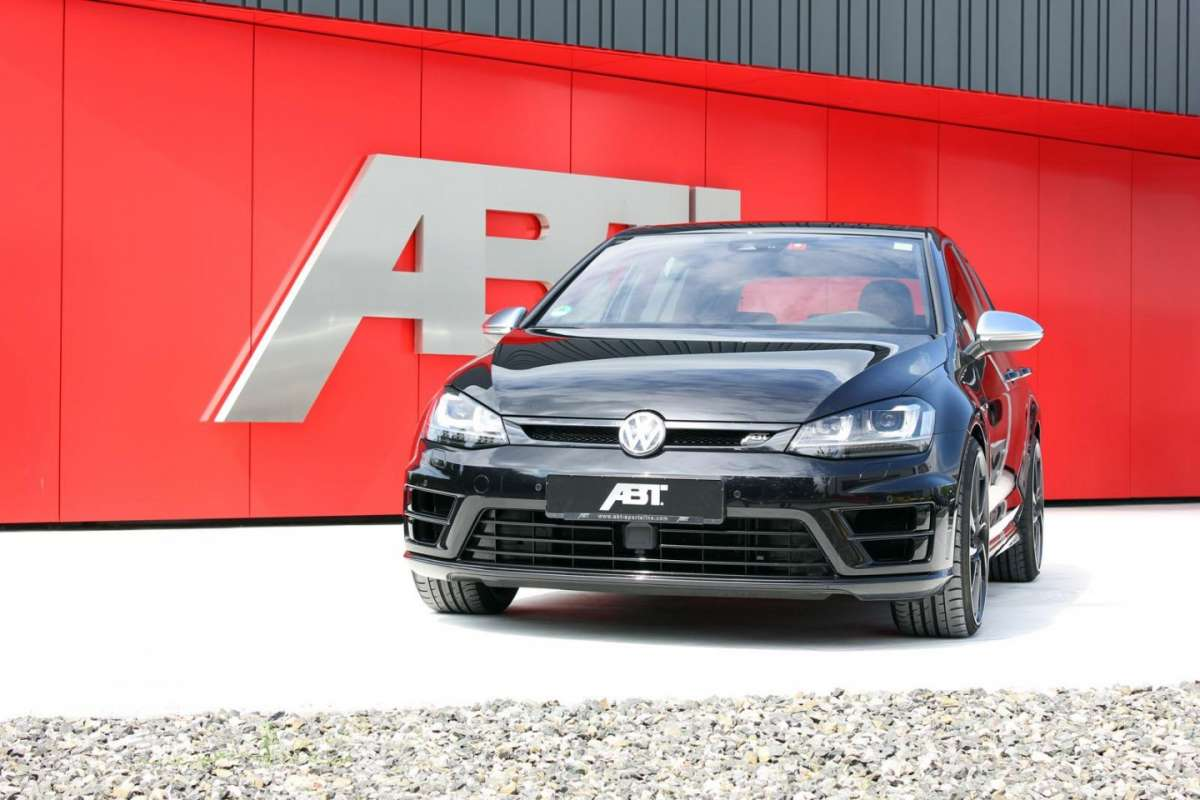 Volkswagen Golf R tuning ABT