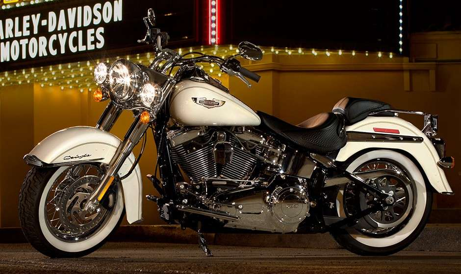 Harley-Davidson Softail Deluxe 2015