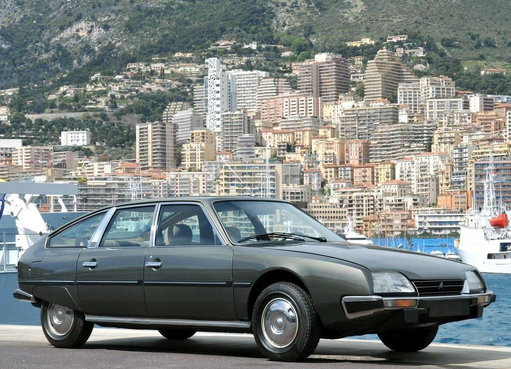 Citroën CX Pallas