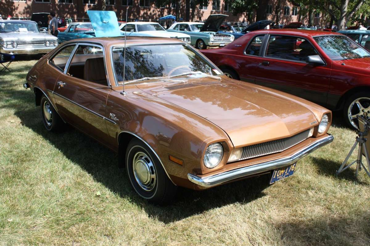Ford Pinto frontale