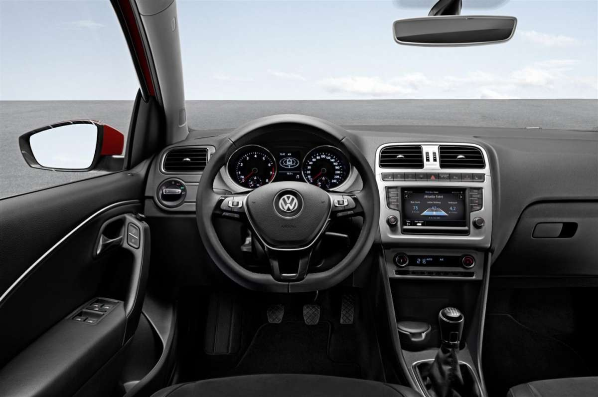 interni Volkswagen Polo