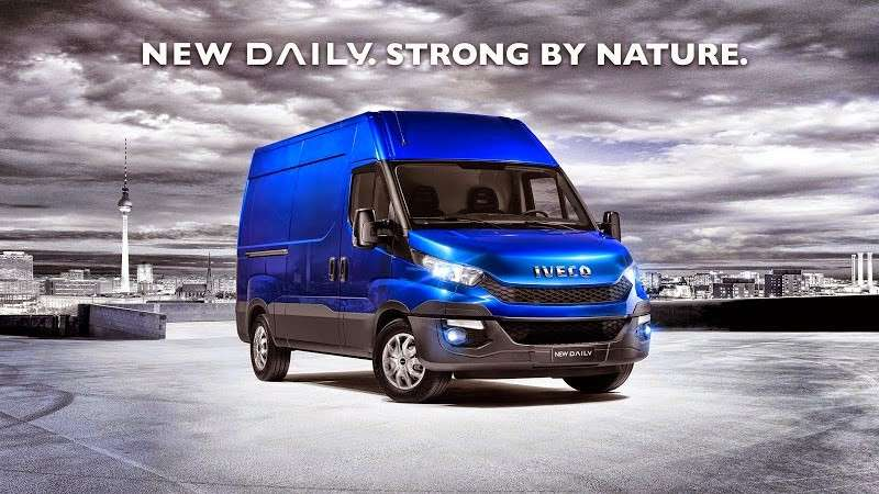 Nuovo Iveco Daily 2014