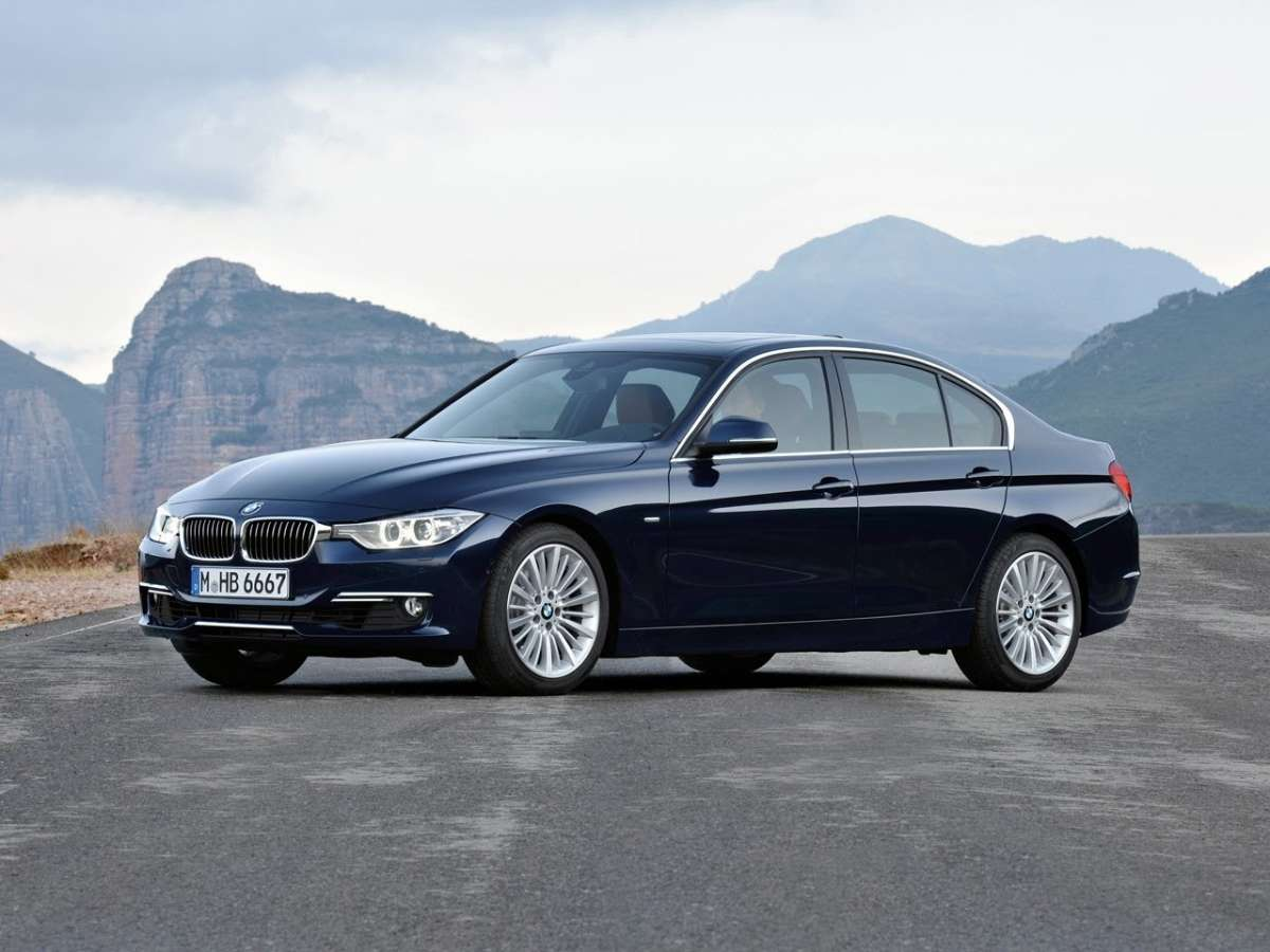 Bmw Serie 3 330i xDrive cat Coupé Attiva