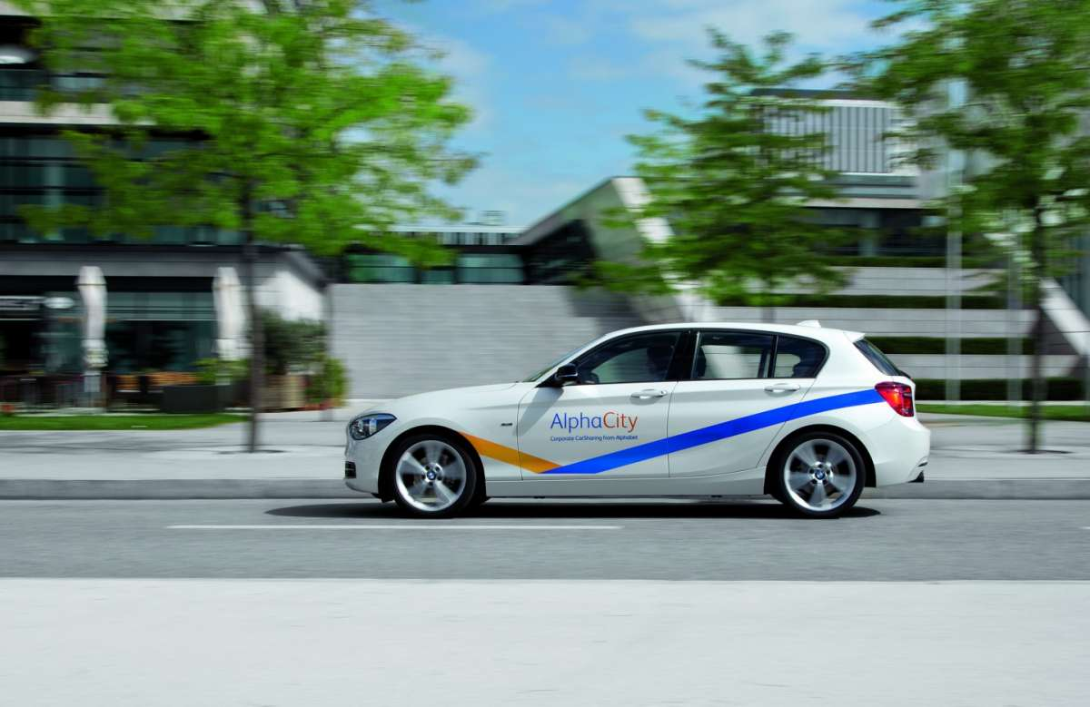 Alphacity, il Car-Sharing Bmw